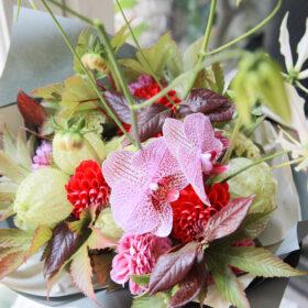 花束の画像