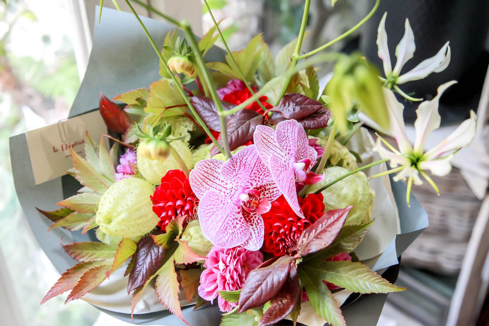花屋のアイキャッチバナーの画像