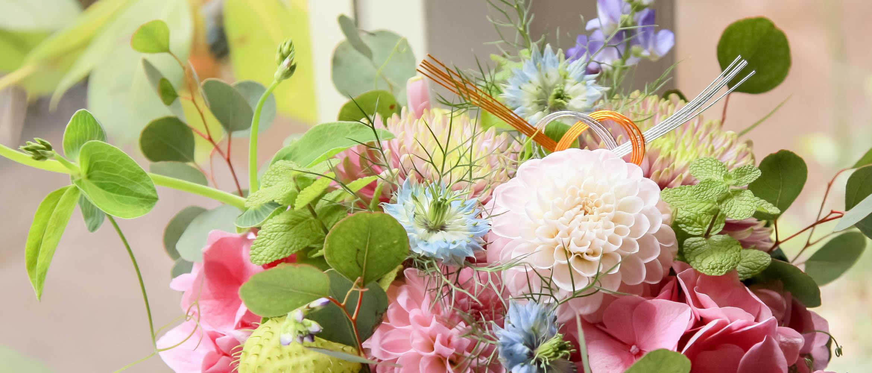 Winter Flower Gift